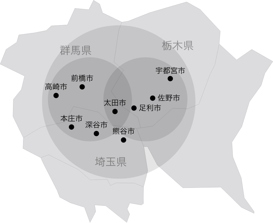 area-map